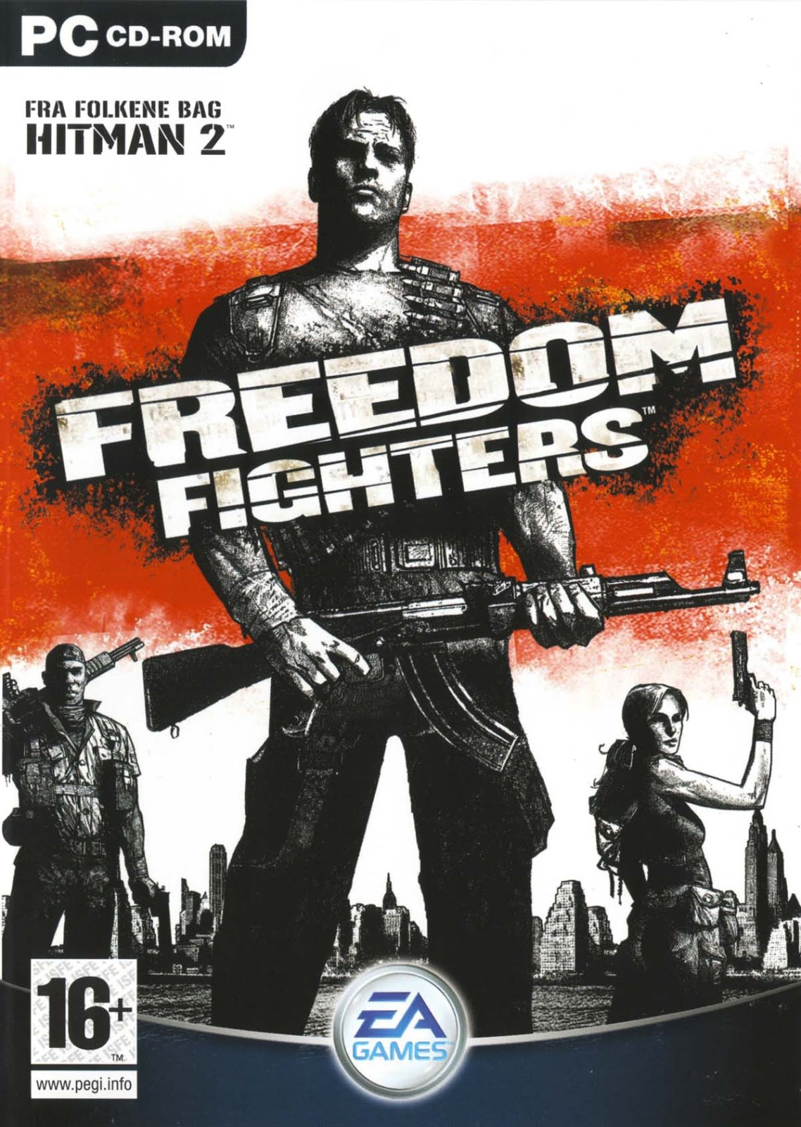 Freedom Fighter Game Download