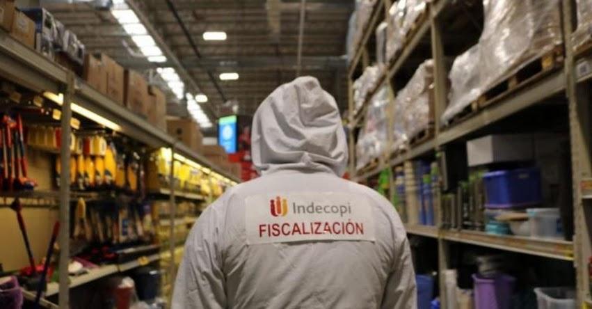 Indecopi coordina acciones a nivel nacional para que desinfectante Poett no afecte a consumidores