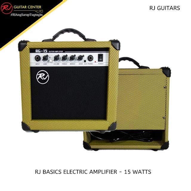 RJ Guitars
