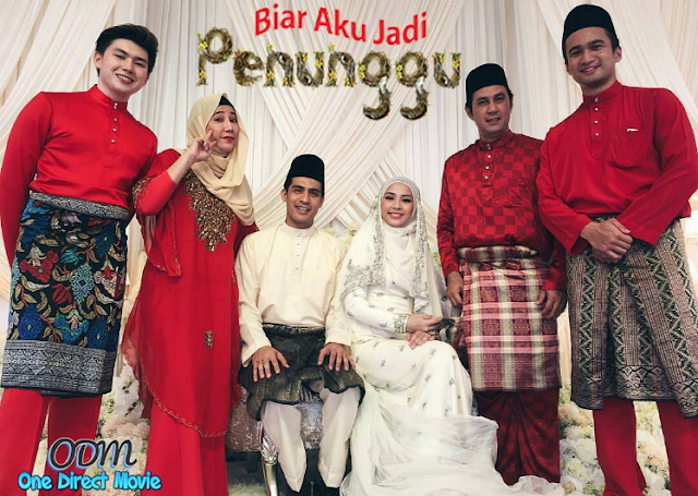 Sinopsis Biar Aku Jadi Penunggu [2016] Akasia TV3