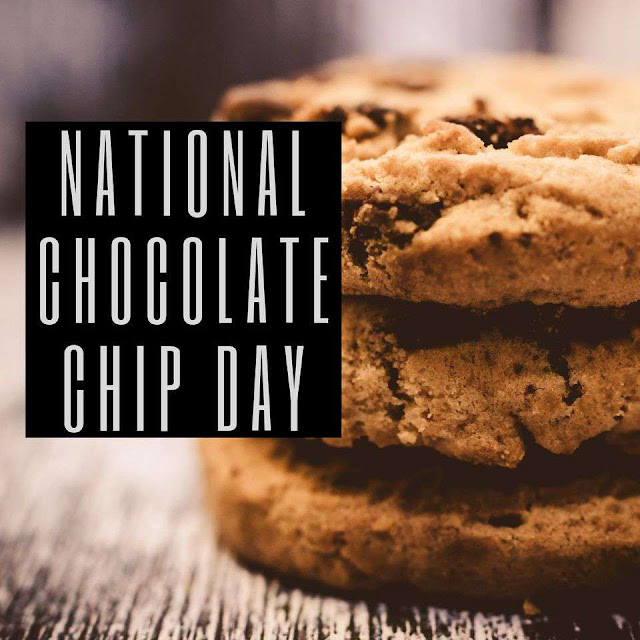 National Chocolate Chip Day Wishes for Whatsapp