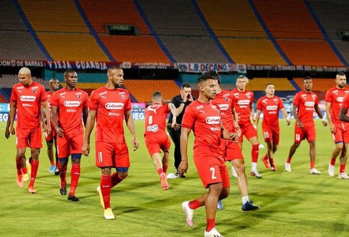 Por la 'resurrección': Independiente Medellín definió sus convocados para el crucial duelo frente a Santa Fe