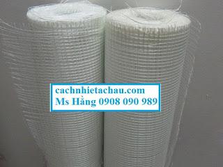 LTT4.1 Đặc điểm và ứng dụng của lưới sợi thủy tinh chống thấm, chống nứt trong xây dựng