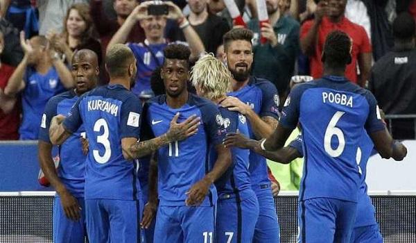 Prediksi Prancis vs Luksemburg Kualifikasi Piala Dunia 2018