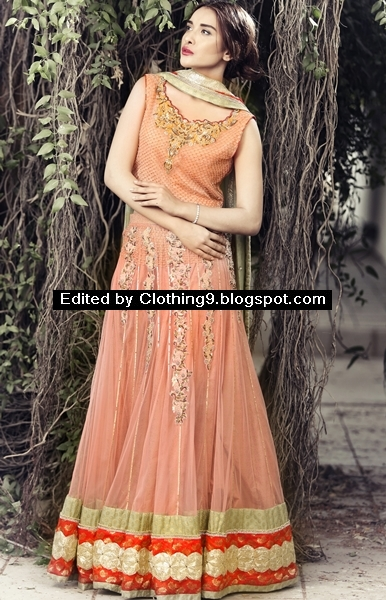 Zahra Shallwani Party Wear Collection 2016