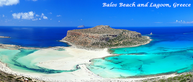 Balos Beach and Lagoon, Greece