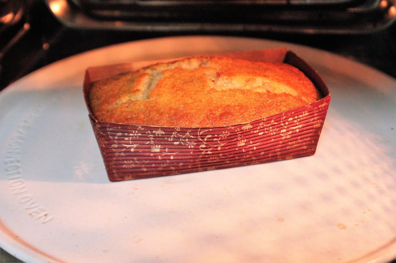 How To Bake A Cake In Microwave Convection Mode