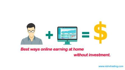 online earning at home