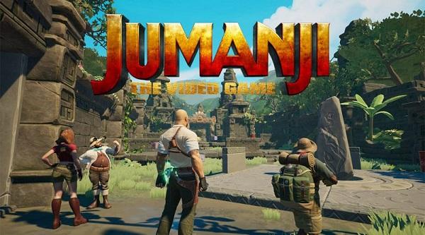 الأصدار الرسمى للعبة Jumanji: The Video Game فى الثامن من نوفمبر عام 2019