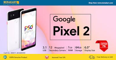 Google Pixel 2 XL - 64GB, 4GB RAM