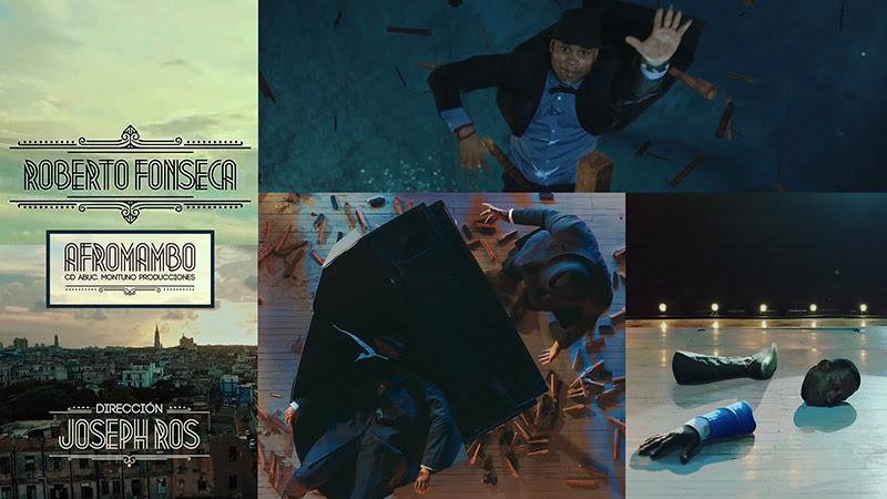 Roberto Fonseca - ¨Afro Mambo¨ - Videoclip - Dirección: Joseph Ros. Portal Del Vídeo Clip Cubano