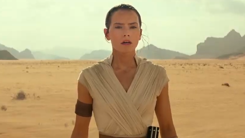 We already know that Rey will