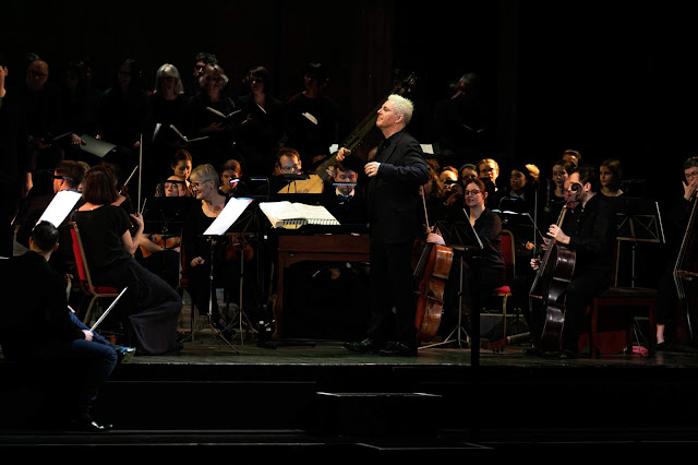 Bach: St John Passion - English Touring Opera (Photo Andreas Grieger)