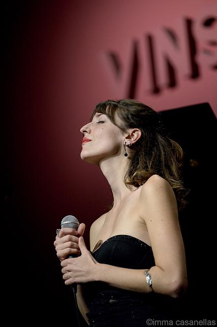 Clara Gorrias, Auditori de Vinseum, 19 d'octubre de 2019