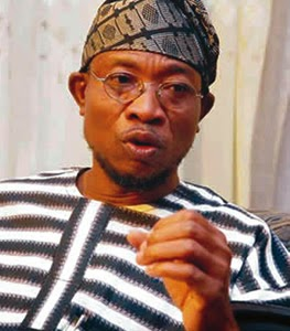 Aregbesola Warns Against Militarisation of Poll
