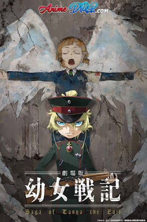 Youjo Senki Movie [Latino/Japones+Sub] [BDrip 1080p]