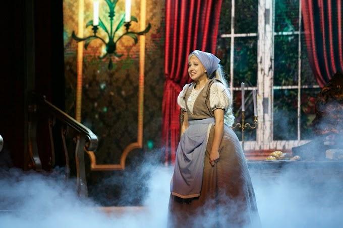 'Cinderella': superprodução volta aos palcos de Sampa