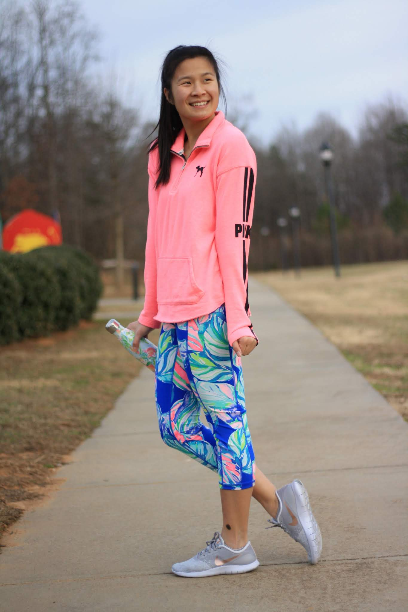 Lilly Pulitzer Luxletic 21' Weekender Leggings