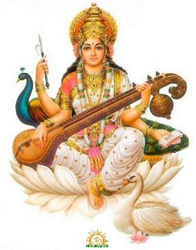 Essay on goddess saraswati