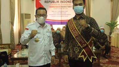 Wakili Sumbar, Aulia Alfarizi Duta Kebudayaan Sumbar Siap Tampil di Grand Final