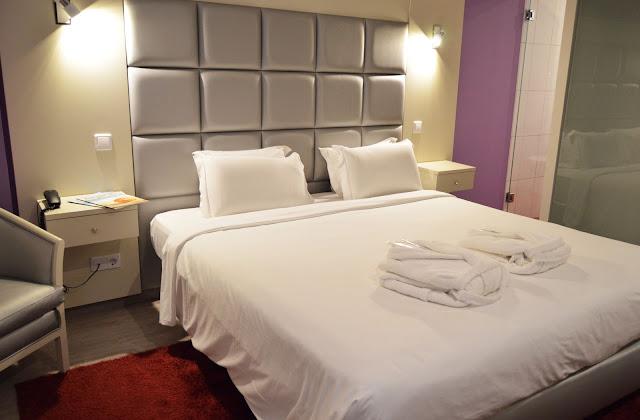 Quarto Hotel Santa Eulalia em Albufeira