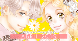 Wallpapers Manga Shoujo: Abril 2019