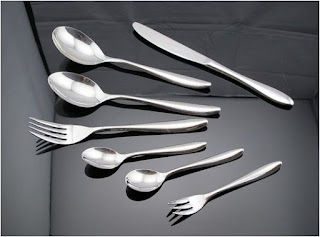 house ware made from stainless steel