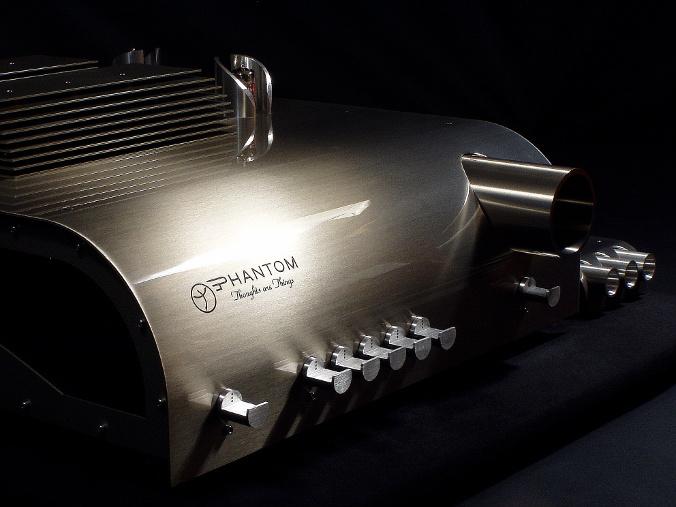 Mono and Stereo High-End Audio Magazine: Phantom Art Auriga