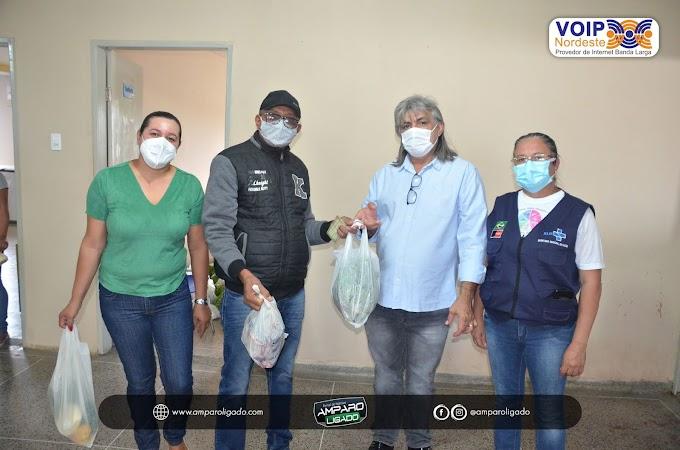Prefeitura de Amparo distribui 2 mil kg de peixe na Semana Santa e beneficia cerca de mil famílias