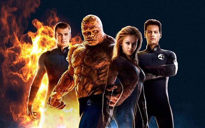 BỘ TỨ SIÊU ĐẲNG Fantastic Four (2005)
