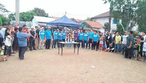 Congratulation ! Drama Adu Penalti Menutup Turnamen Lurah Belendung Cup II 2019