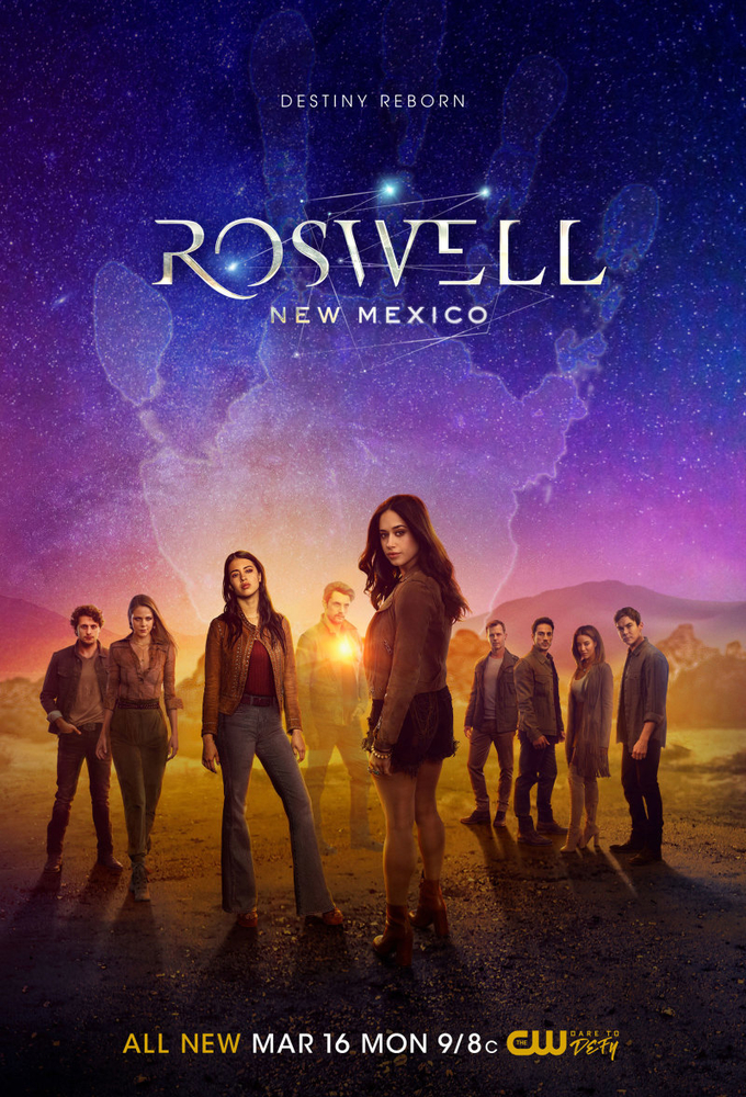 Roswell, New Mexico Temporada 1 y 2 Dual Latino/Ingles 720p