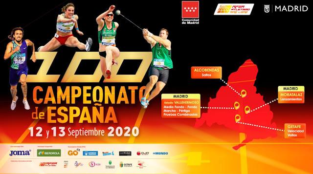 Edición especial para el centenario del Campeonato de España con Esther Guerrero de protagonista