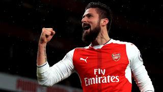 Masa Depan Giroud Bikin Manajer Arsenal Galau