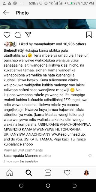 DJFetty: Hukujua Kama Ukifika Pale Utadhalilishwa Tena Mbele ya Umati ule
