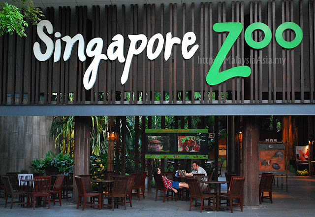 Review of Singapore Zoo