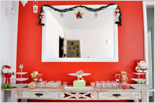 decoração natal simples