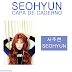 [CAPA DE CADERNO] SEOHYUN (AZUL, DONT SAY NO)