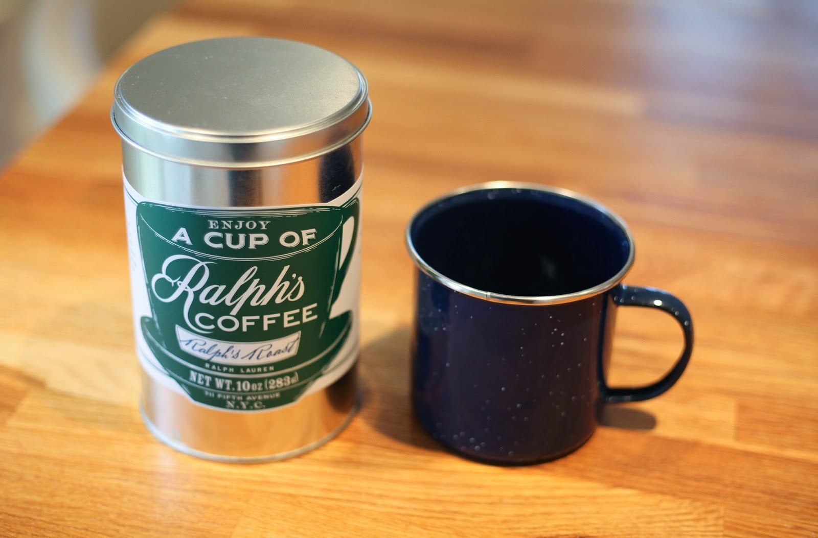 Ralph Lauren coffee
