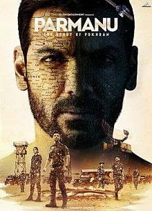 Sinopsis pemain genre Film Parmanu The Story of Pokhran (2018)