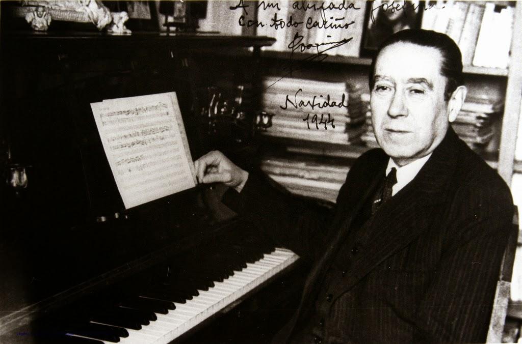 Joaquín Turina- Sevilla