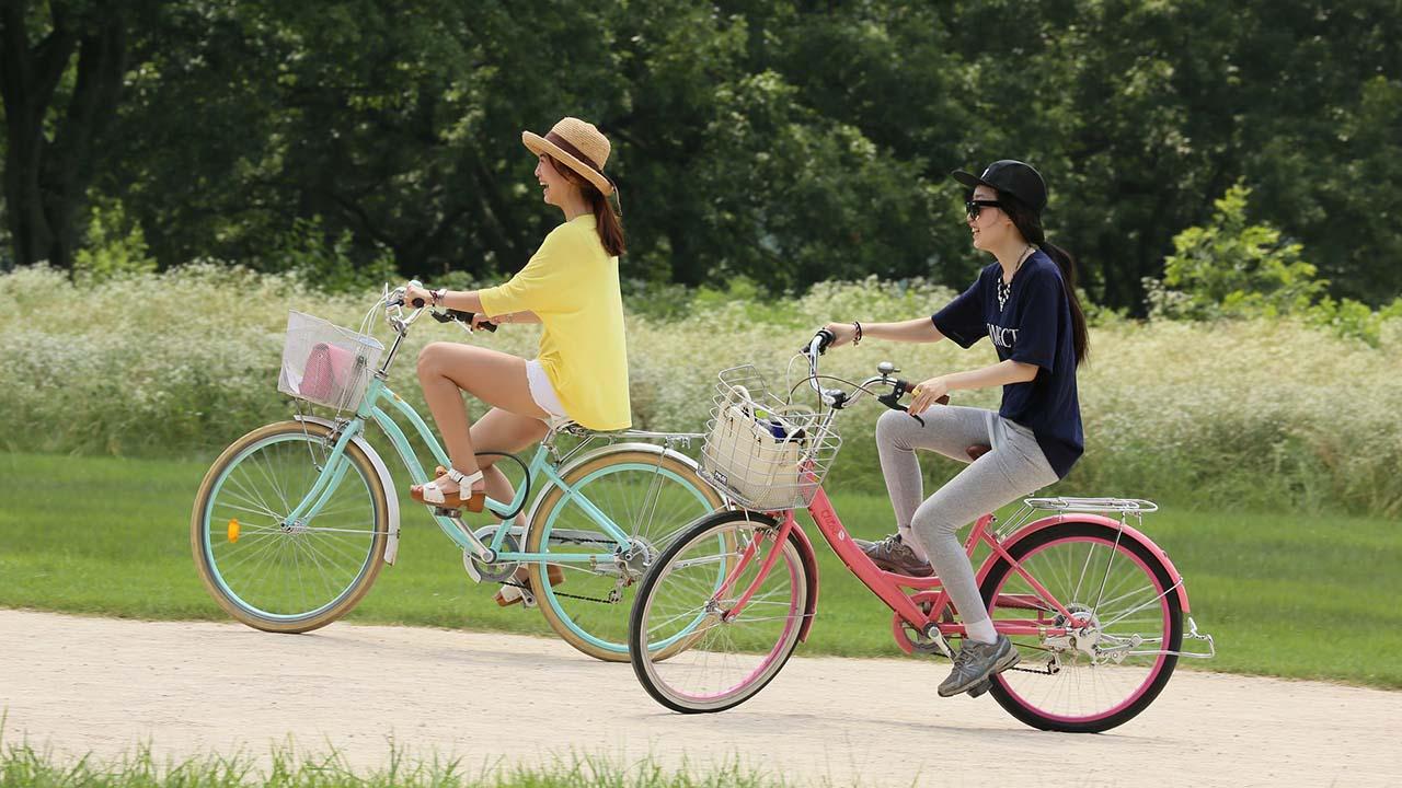 Manfaat Bersepeda untuk Beberapa Masalah Kesehatan Tubuh