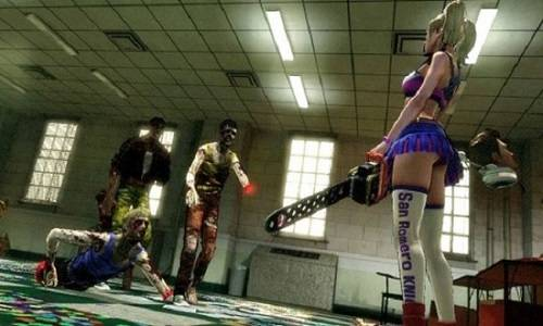 Lollipop Chainsaw Pc Game Download