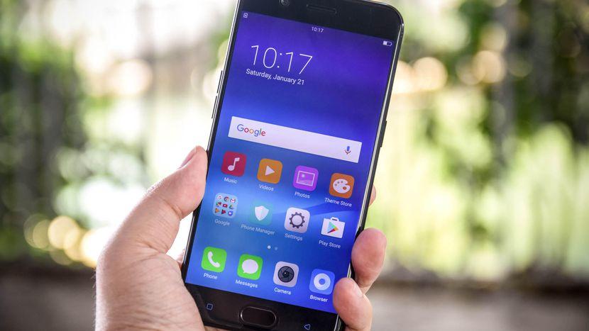 celular oppo demonstração mobitecno