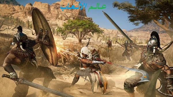 تحميل لعبة Assassin's Creed Origin  للكمبيوتر
