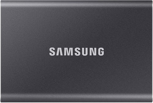 Review SAMSUNG T7 Portable External SSD 500GB