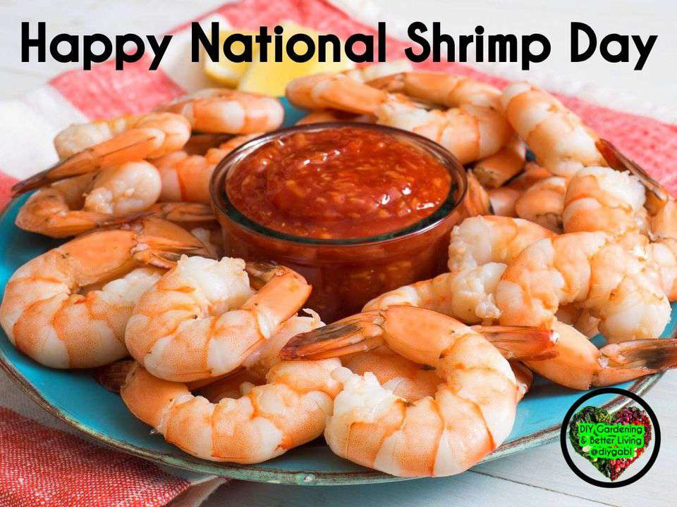 National Shrimp Day Wishes Awesome Images, Pictures, Photos, Wallpapers
