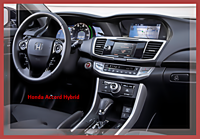 2016 Honda Accord Hybrid Review