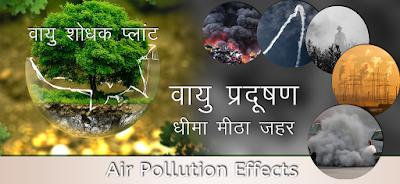 वायु प्रदूषण , Air Pollution in Hindi , yau pradushan, yau pradushan kya hai, yau pradushan se kaise bache, प्रदूषण से बचने के तरीके , yau pradushan se bachne ki tarike