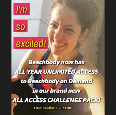 Beachbody on Demand, workout videos, BOD, free workouts, all access challenge pack, new year, 2017 resolutions, weight loss, how to lose weight, coach, coach de beachbody
